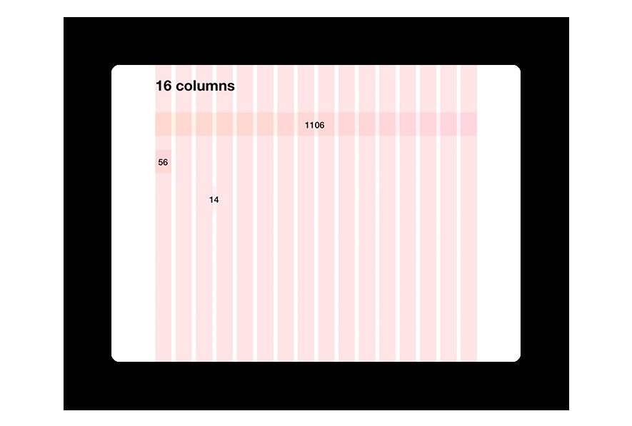 Design System Grid - Large