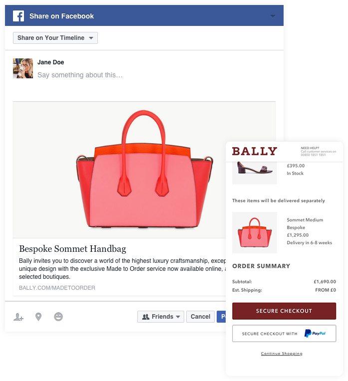 Bally Made to Order Share