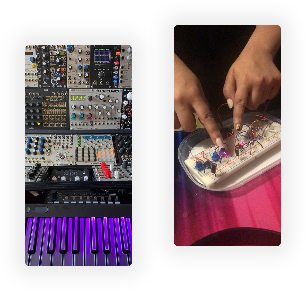 synth